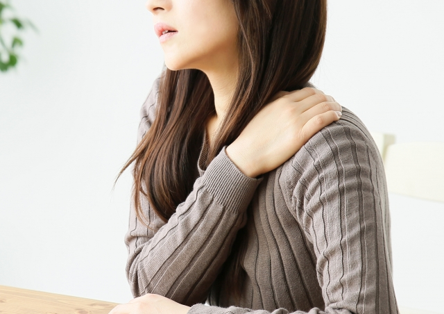 Shoulder stiffness